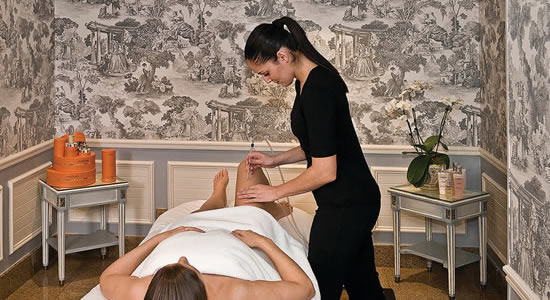 Spa no Four Seasons George V – Paris