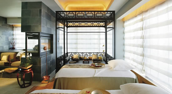 The Spa no Hotel Mandarin Oriental – NY