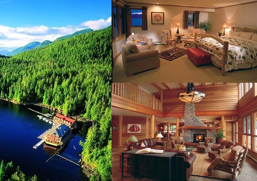 King Pacific Lodge – Vancouver, British Colombia