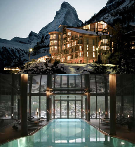 The Omnia Mountain Lodge – Zermatt, Suíça