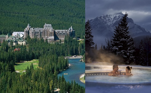 William Stream Spa – Banff, Alberta